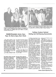 Maritime Reporter Magazine, page 40,  Jan 15, 1983 Washington