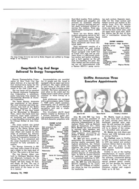 Maritime Reporter Magazine, page 41,  Jan 15, 1983 Florida