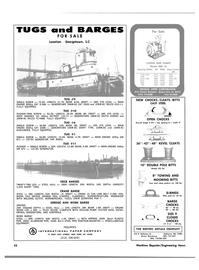 Maritime Reporter Magazine, page 48,  Jan 15, 1983 New York