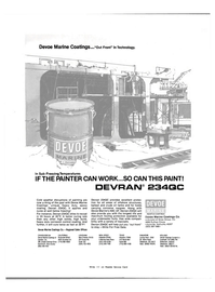 Maritime Reporter Magazine, page 4th Cover,  Jan 15, 1983