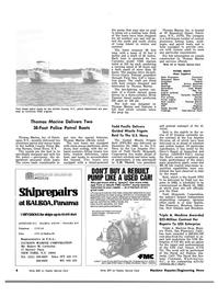 Maritime Reporter Magazine, page 6,  Jan 15, 1983 PANAMA RP
