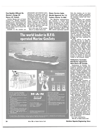 Maritime Reporter Magazine, page 20,  Feb 15, 1983