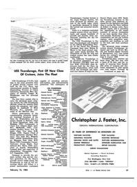 Maritime Reporter Magazine, page 37,  Feb 15, 1983