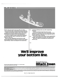 Maritime Reporter Magazine, page 3rd Cover,  Feb 15, 1983 Pelican Type Drillships