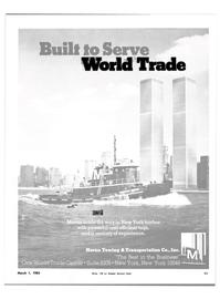 Maritime Reporter Magazine, page 9,  Mar 1983