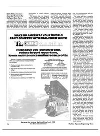 Maritime Reporter Magazine, page 14,  Mar 1983 Nova Scotia