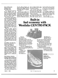 Maritime Reporter Magazine, page 15,  Mar 1983 New Jersey