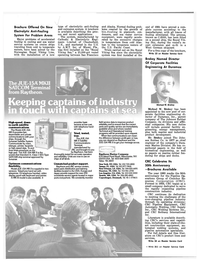 Maritime Reporter Magazine, page 18,  Mar 1983