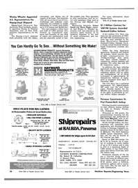 Maritime Reporter Magazine, page 24,  Mar 1983 New Jersey