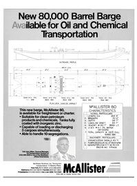 Maritime Reporter Magazine, page 1,  Mar 1983 chemicals