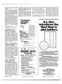 Maritime Reporter Magazine, page 31,  Mar 1983