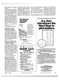 Maritime Reporter Magazine, page 31,  Mar 1983 California