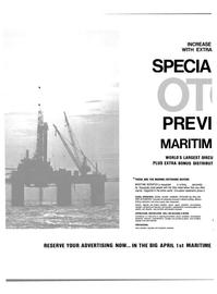 Maritime Reporter Magazine, page 42,  Mar 1983 oil