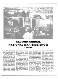 Maritime Reporter Magazine, page 44,  Mar 1983