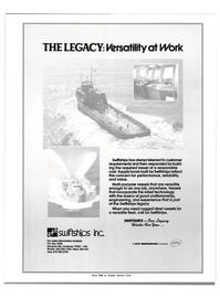 Maritime Reporter Magazine, page 47,  Mar 1983 United States