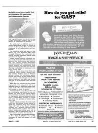 Maritime Reporter Magazine, page 53,  Mar 1983 Harold Wascom