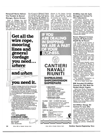 Maritime Reporter Magazine, page 54,  Mar 1983 California