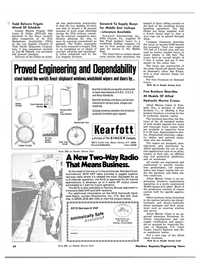 Maritime Reporter Magazine, page 62,  Mar 1983