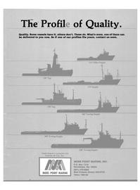 Maritime Reporter Magazine, page 5,  Mar 1983