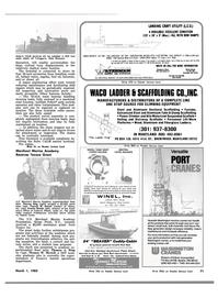 Maritime Reporter Magazine, page 71,  Mar 1983 Hawaii