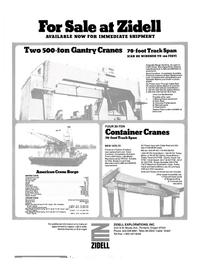 Maritime Reporter Magazine, page 75,  Mar 1983 steel