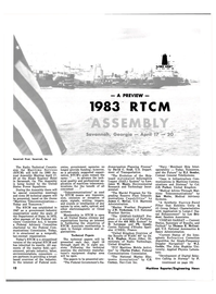 Maritime Reporter Magazine, page 10,  Mar 15, 1983