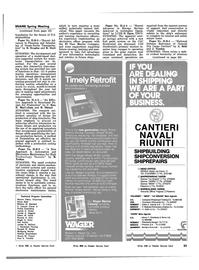 Maritime Reporter Magazine, page 23,  Mar 15, 1983 B-2