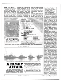 Maritime Reporter Magazine, page 24,  Mar 15, 1983 Howard A. Chatterton