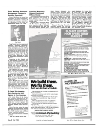 Maritime Reporter Magazine, page 33,  Mar 15, 1983