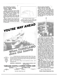 Maritime Reporter Magazine, page 34,  Mar 15, 1983 Gulf of Mexico