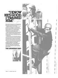Maritime Reporter Magazine, page 35,  Mar 15, 1983 Bertie Spell