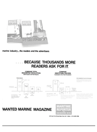 Maritime Reporter Magazine, page 47,  Mar 15, 1983 Some