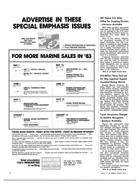Maritime Reporter Magazine, page 48,  Mar 15, 1983