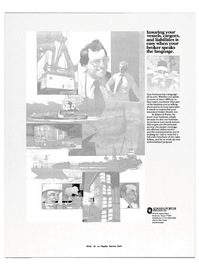 Maritime Reporter Magazine, page 3rd Cover,  Mar 15, 1983 Bermuda