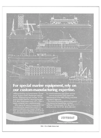 Maritime Reporter Magazine, page 4th Cover,  Mar 15, 1983 manufacturing
