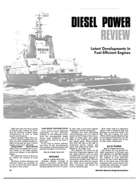 Maritime Reporter Magazine, page 8,  Jul 15, 1983 diesel engines and systems
