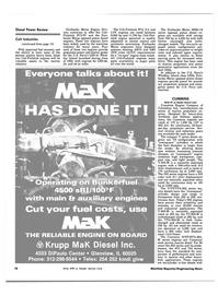Maritime Reporter Magazine, page 12,  Jul 15, 1983