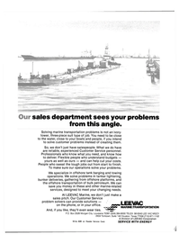 Maritime Reporter Magazine, page 2nd Cover,  Jul 15, 1983 Customer Service
