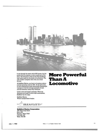Maritime Reporter Magazine, page 19,  Jul 15, 1983 transportation