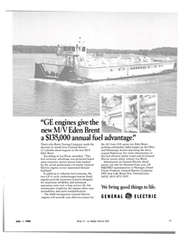 Maritime Reporter Magazine, page 21,  Jul 15, 1983 Mississippi river