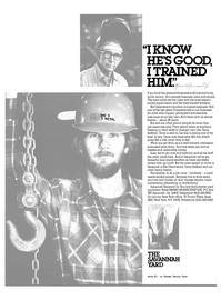 Maritime Reporter Magazine, page 31,  Jul 15, 1983 Gene Stafford