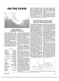 Maritime Reporter Magazine, page 39,  Jul 15, 1983 Mat Kawasaki