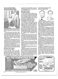Maritime Reporter Magazine, page 42,  Jul 15, 1983