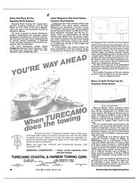 Maritime Reporter Magazine, page 44,  Jul 15, 1983