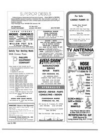 Maritime Reporter Magazine, page 49,  Jul 15, 1983