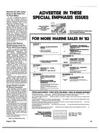 Maritime Reporter Magazine, page 55,  Jul 15, 1983