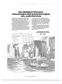 Maritime Reporter Magazine, page 3rd Cover,  Jul 15, 1983 generation marine diesel engine oil