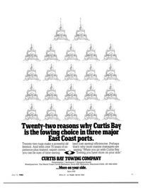 Maritime Reporter Magazine, page 7,  Jul 15, 1983