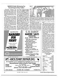 Maritime Reporter Magazine, page 12,  Aug 1983 Tennessee