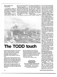 Maritime Reporter Magazine, page 16,  Aug 1983 Connecticut